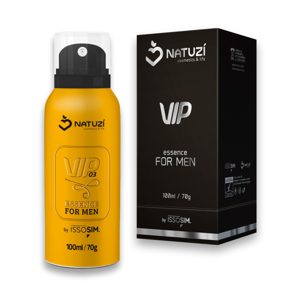 Perfume Natuzí Vip 03 - One Million 2