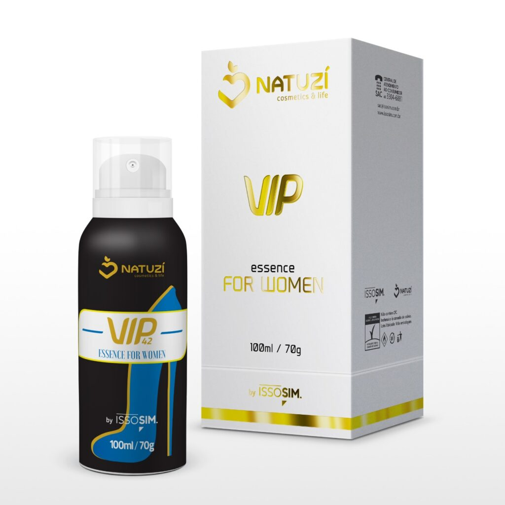 Perfume Natuzí Vip 42 - Good Girl