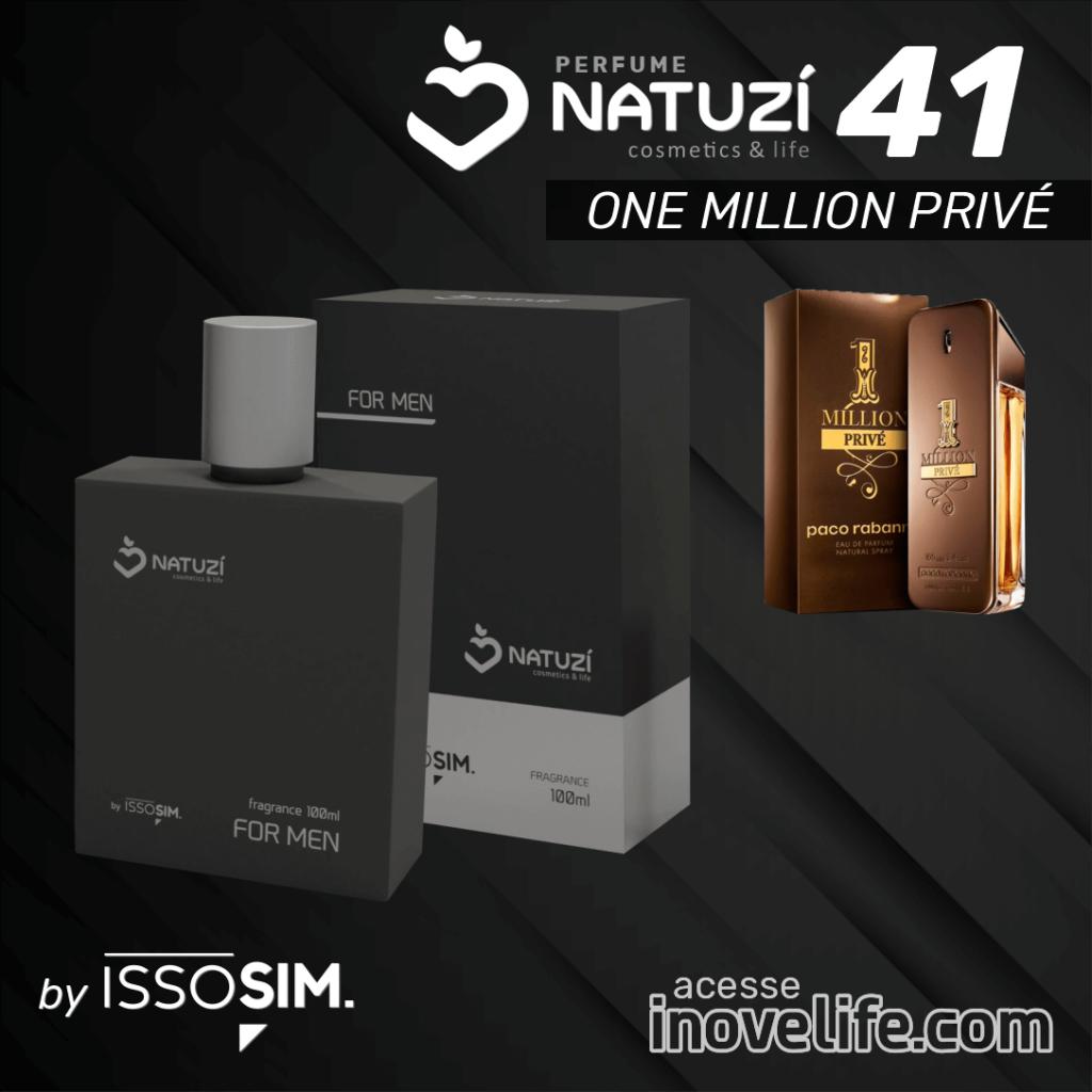 Perfumes ISSOSIM Natuzí - Masculinos 52