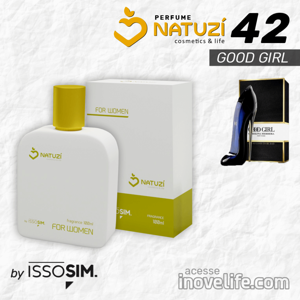 Perfumes ISSOSIM Natuzí - Femininos 31