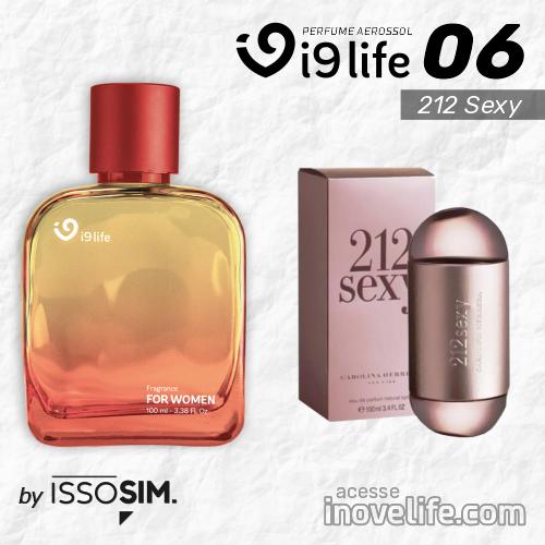 Perfumes ISSOSIM Natuzí - Femininos 19