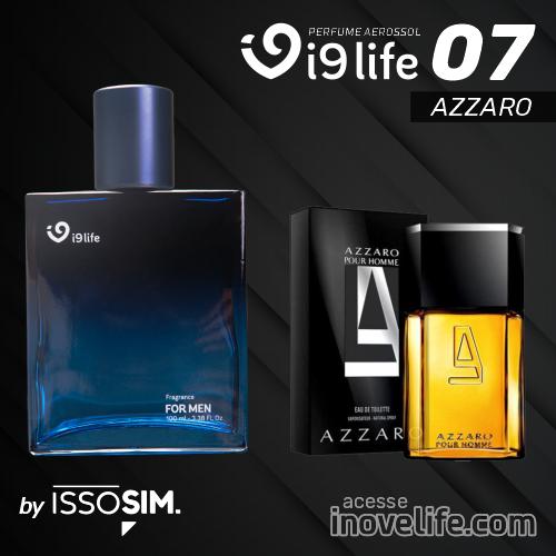 Perfumes ISSOSIM Natuzí - Masculinos 73