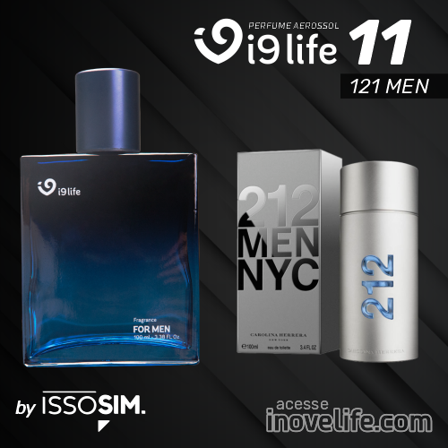 Perfumes ISSOSIM Natuzí - Masculinos 75
