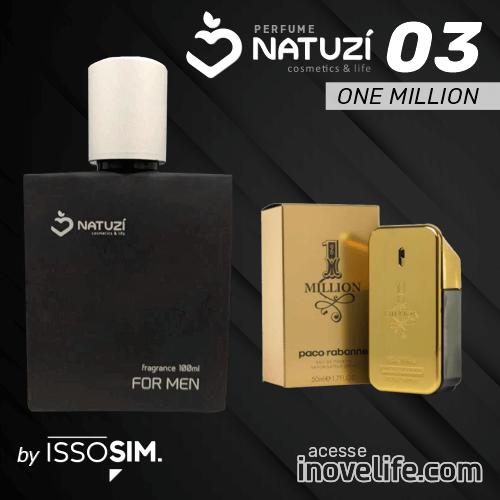 Perfumes ISSOSIM Natuzí - Masculinos 71