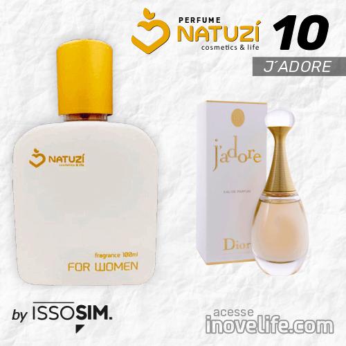 Perfumes ISSOSIM Natuzí - Femininos 71