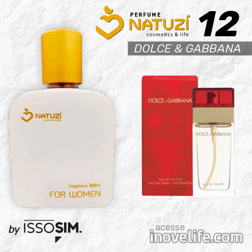 Perfumes ISSOSIM Natuzí - Femininos 72