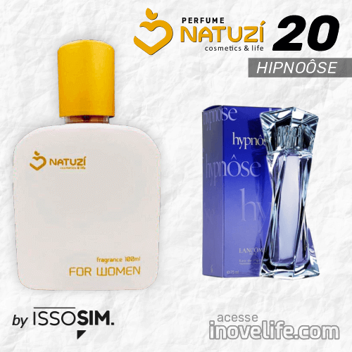 Perfumes ISSOSIM Natuzí - Femininos 76