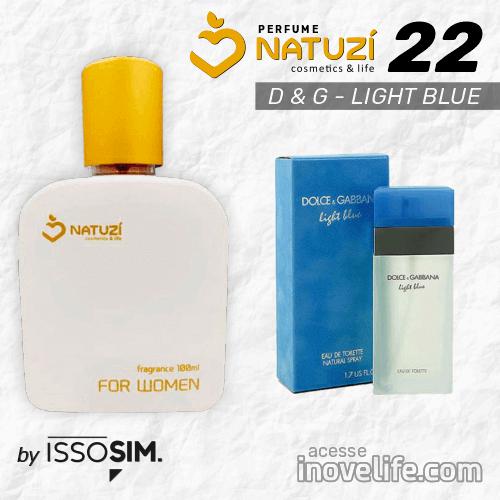 Perfumes ISSOSIM Natuzí - Femininos 25