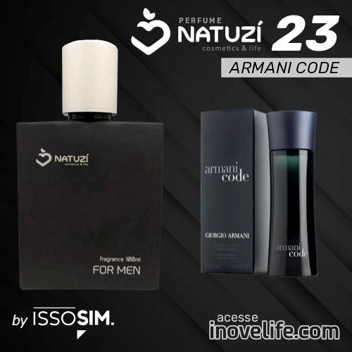Perfumes ISSOSIM Natuzí - Masculinos 81
