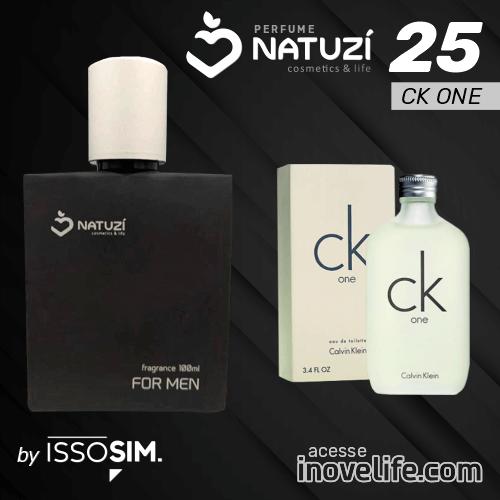 Perfumes ISSOSIM Natuzí - Masculinos 47
