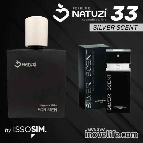 Perfumes ISSOSIM Natuzí - Masculinos 86