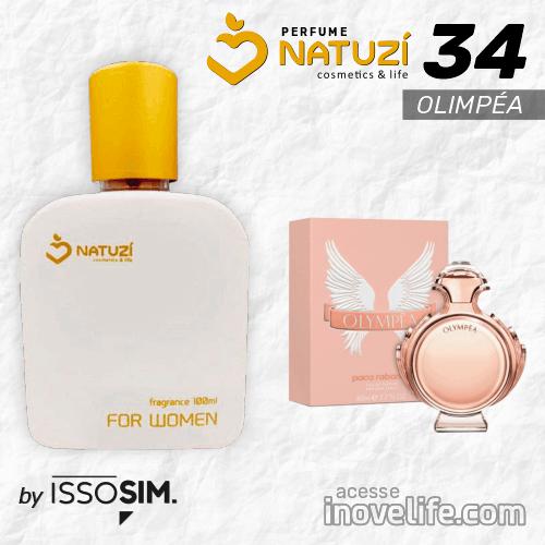 Perfumes ISSOSIM Natuzí - Femininos 83