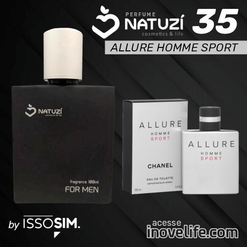 Perfumes ISSOSIM Natuzí - Masculinos 87