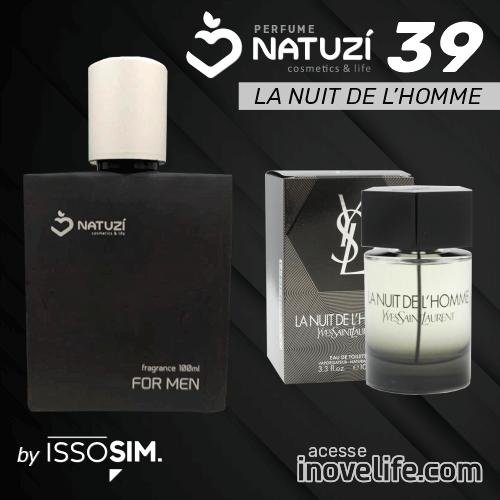 Perfumes ISSOSIM Natuzí - Masculinos 51
