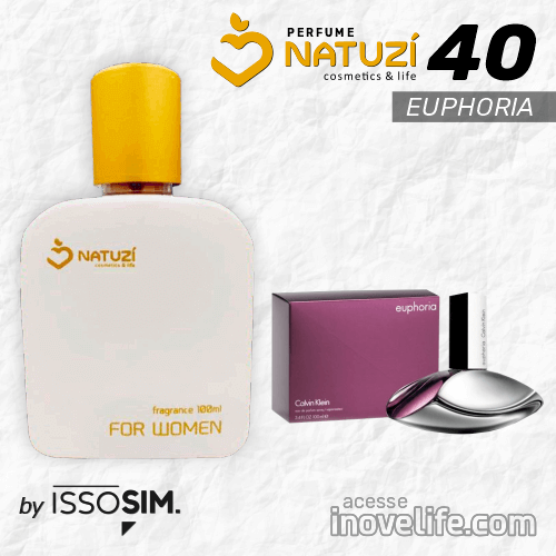 Perfumes ISSOSIM Natuzí - Femininos 86