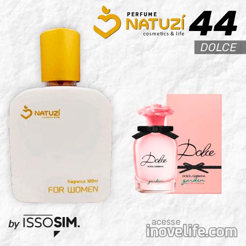 Perfumes ISSOSIM Natuzí - Femininos 88