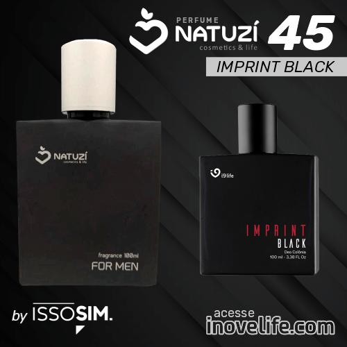 Perfumes ISSOSIM Natuzí - Masculinos 92