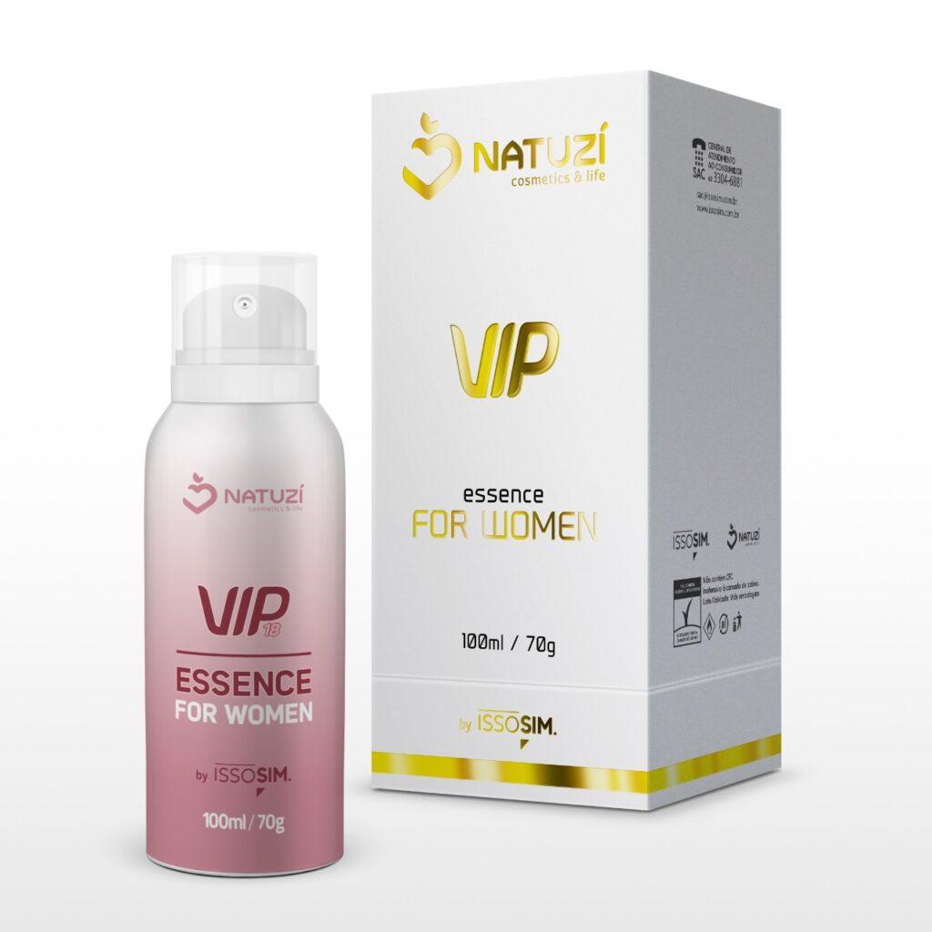 Perfume Natuzí Vip 18 - 212 Vip Rosé 2