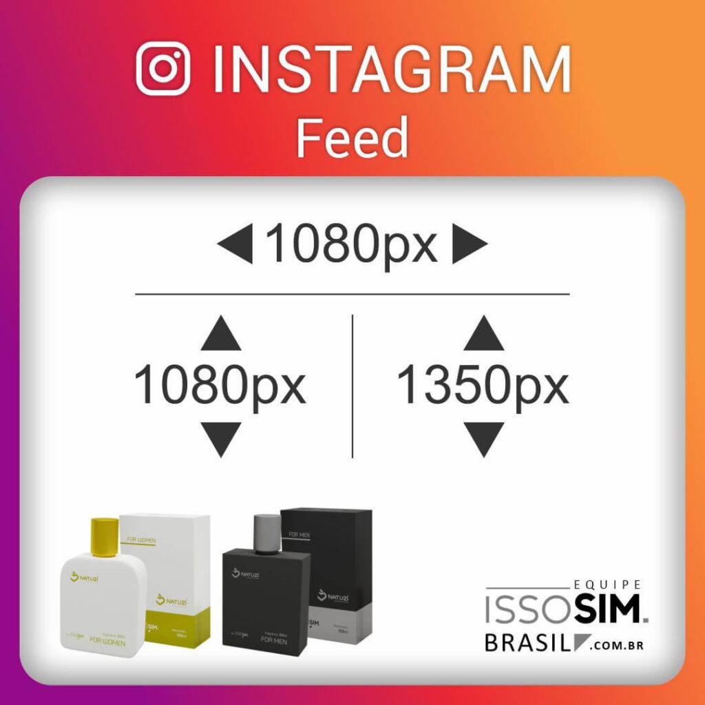 Feed Instagram Perfume Vidro