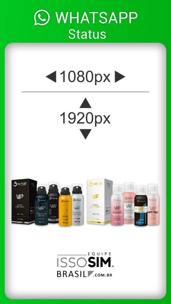 Status Whatsapp Perfume Aerossol