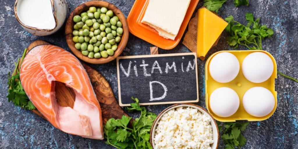 Alimentos ricos em Vitamina D3